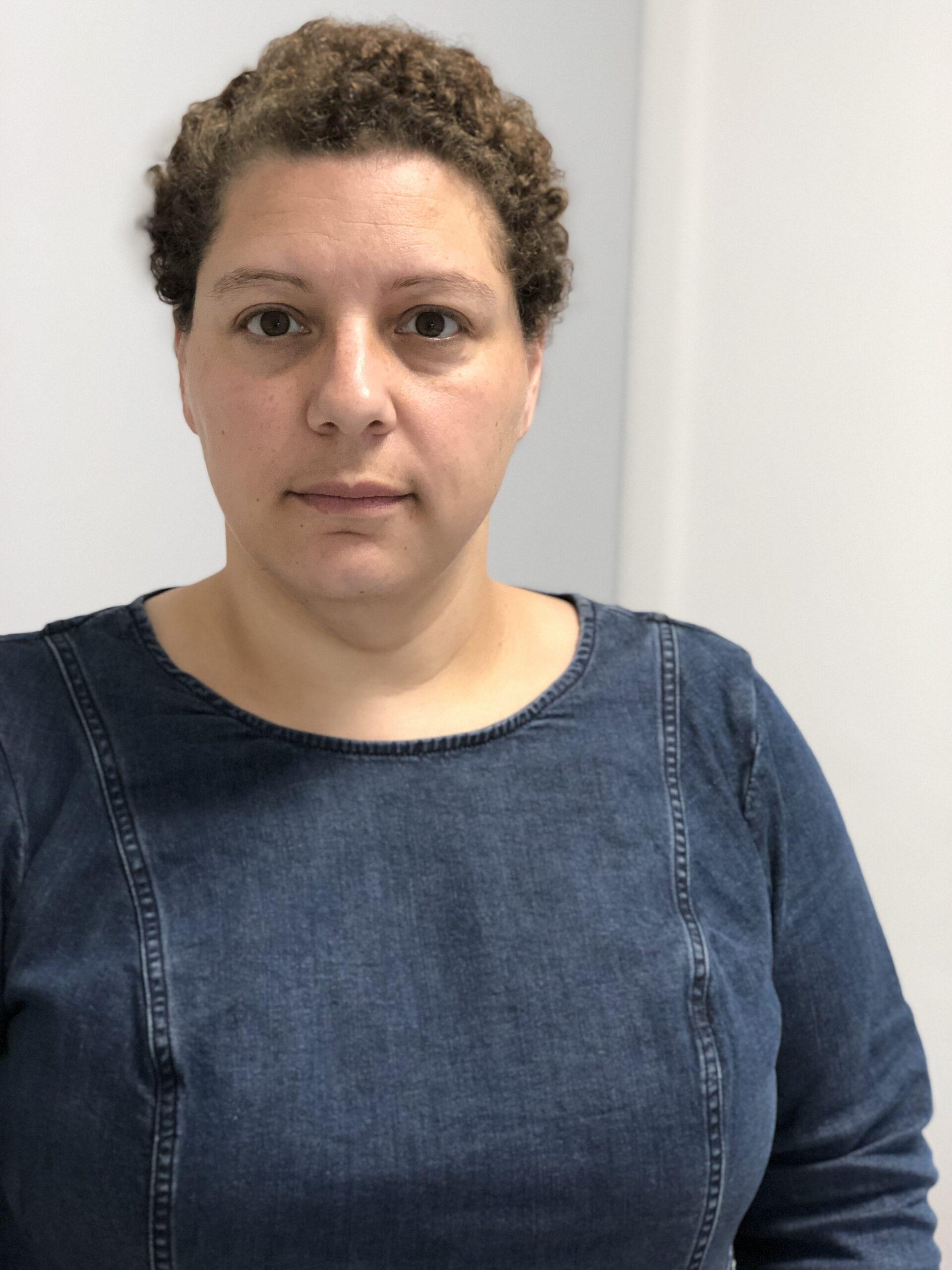 Alexandra Tubiana, psychologue à Nancy